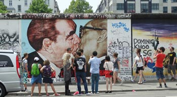 Visita guiada por Berlín: Berlin Wall Tour by City Circle